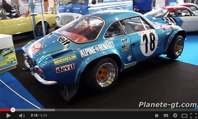 Epoqu'Auto 2013 : La visite du salon | Planete-gt.com