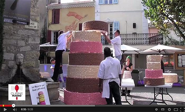 Les Étoiles de Mougins - Festival International de la Gastronomie 2013.