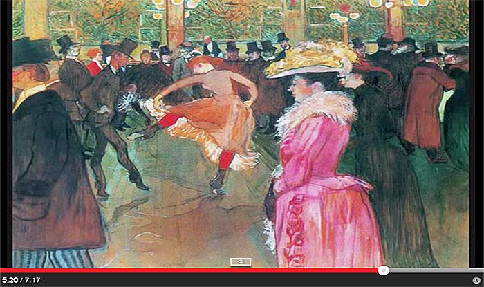 Henri de Toulouse Lautrec.
