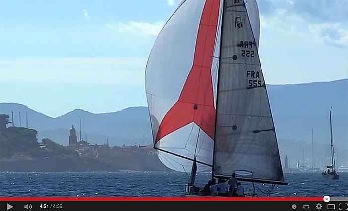 Les Voiles de Saint-Tropez 2013.