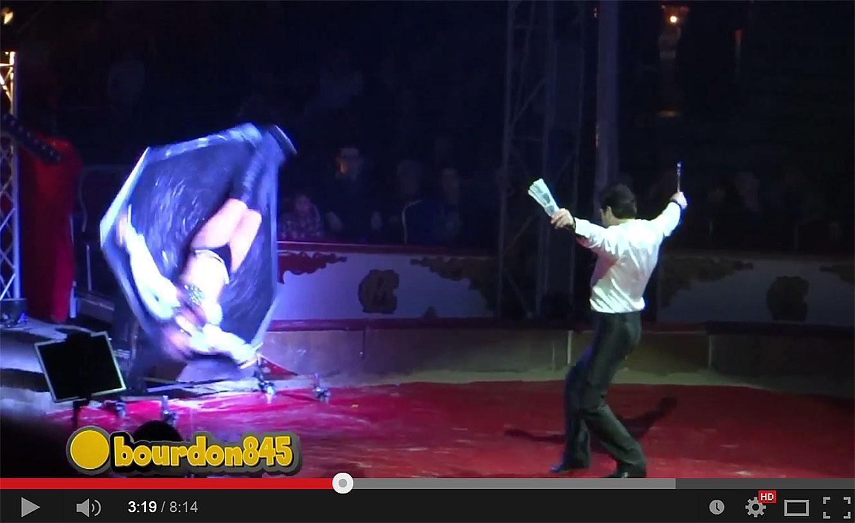 Cirque de Bayeux Extrait du festival 2013.