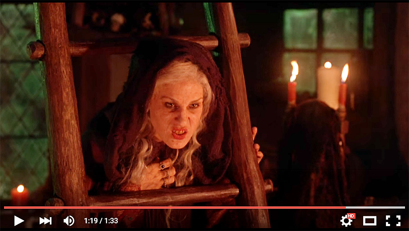 Hocus Pocus (VF) - Bande Annonce.