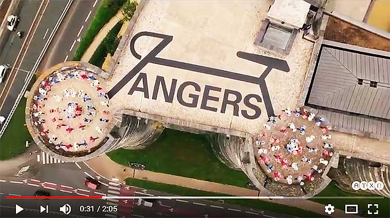ANGERS LA TEXANE